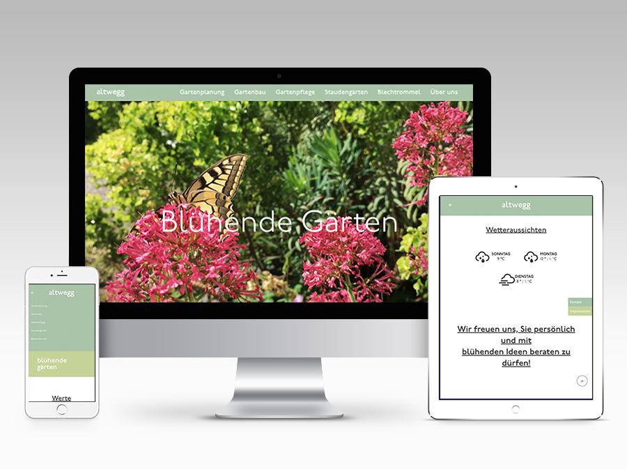 Gardening Landscaping Websites Portfolio Kono Design